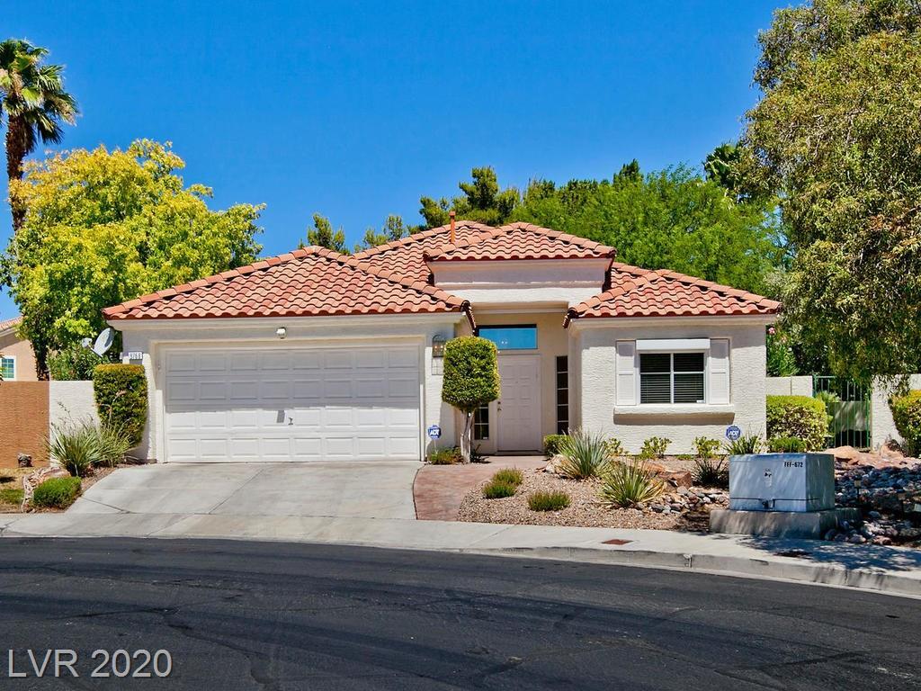 9768 Horse Back Circle Property Photo - Las Vegas, NV real estate listing