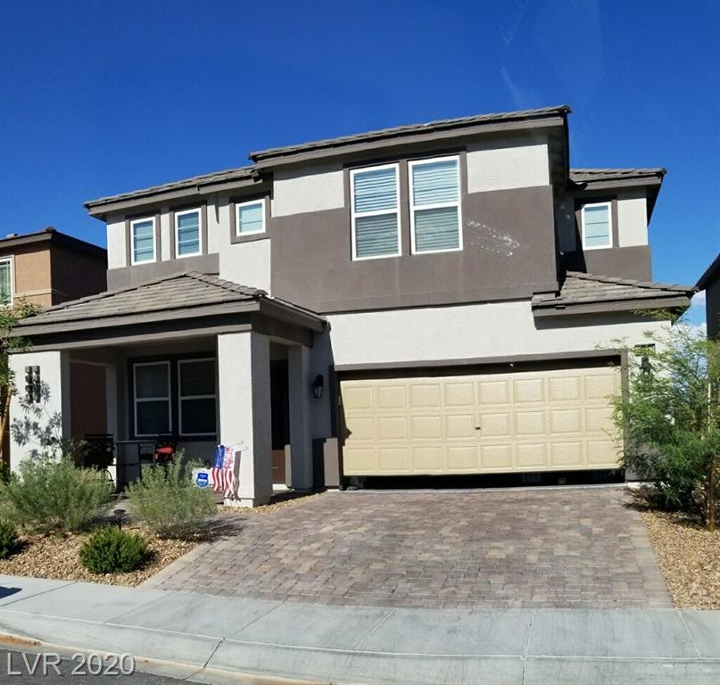 10552 Grey Adler Street Property Photo - Las Vegas, NV real estate listing