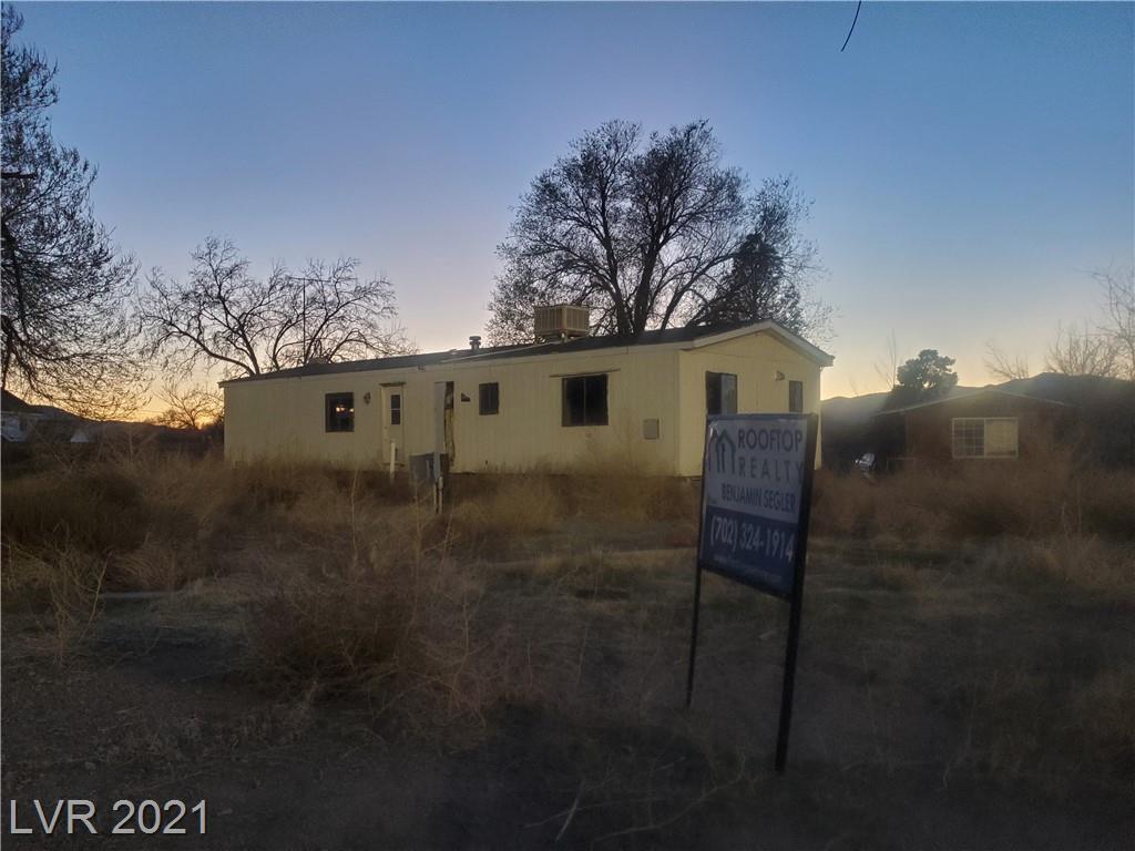 1402 Wadsworth Property Photo - Panaca, NV real estate listing