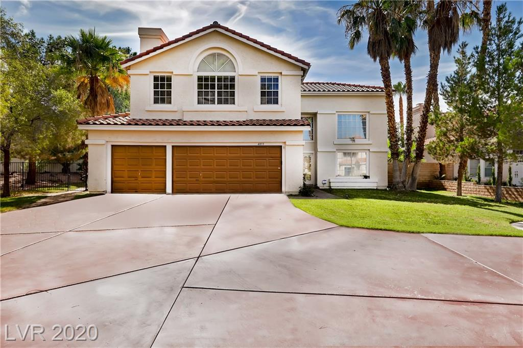 4855 VIENTO Circle Property Photo - Las Vegas, NV real estate listing