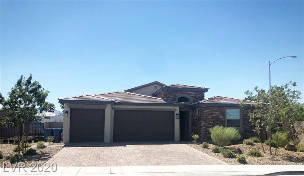 5181 Royal Indigo Street Property Photo - Las Vegas, NV real estate listing