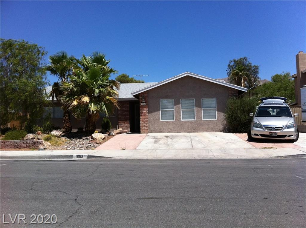 1852 Twin Oaks Avenue Property Photo - Las Vegas, NV real estate listing