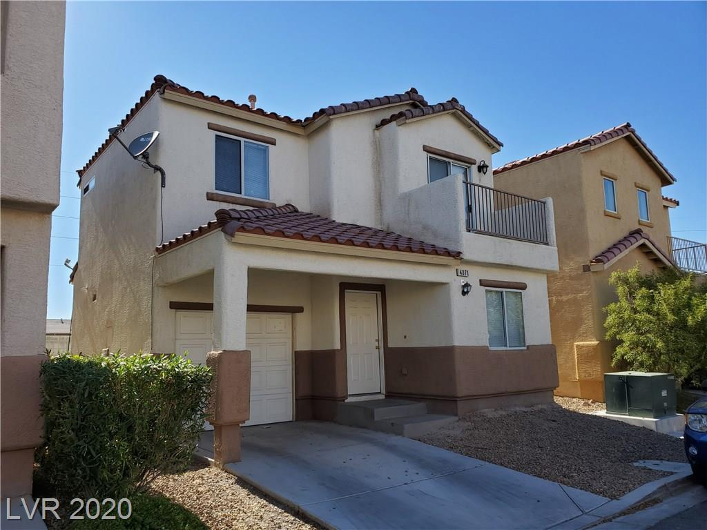 4071 Morning Peace Street Property Photo - Las Vegas, NV real estate listing