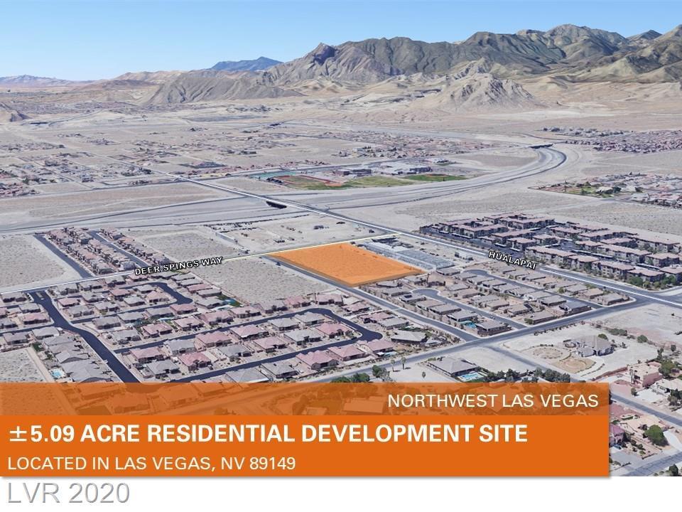 Deer Springs Way Property Photo - Las Vegas, NV real estate listing