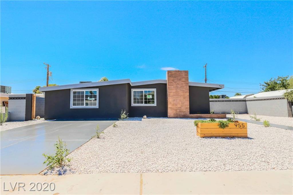 955 Radkovich Avenue Property Photo - Las Vegas, NV real estate listing