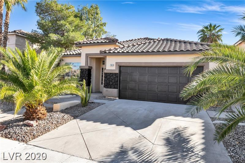 7851 Firefalls Drive Property Photo - Las Vegas, NV real estate listing