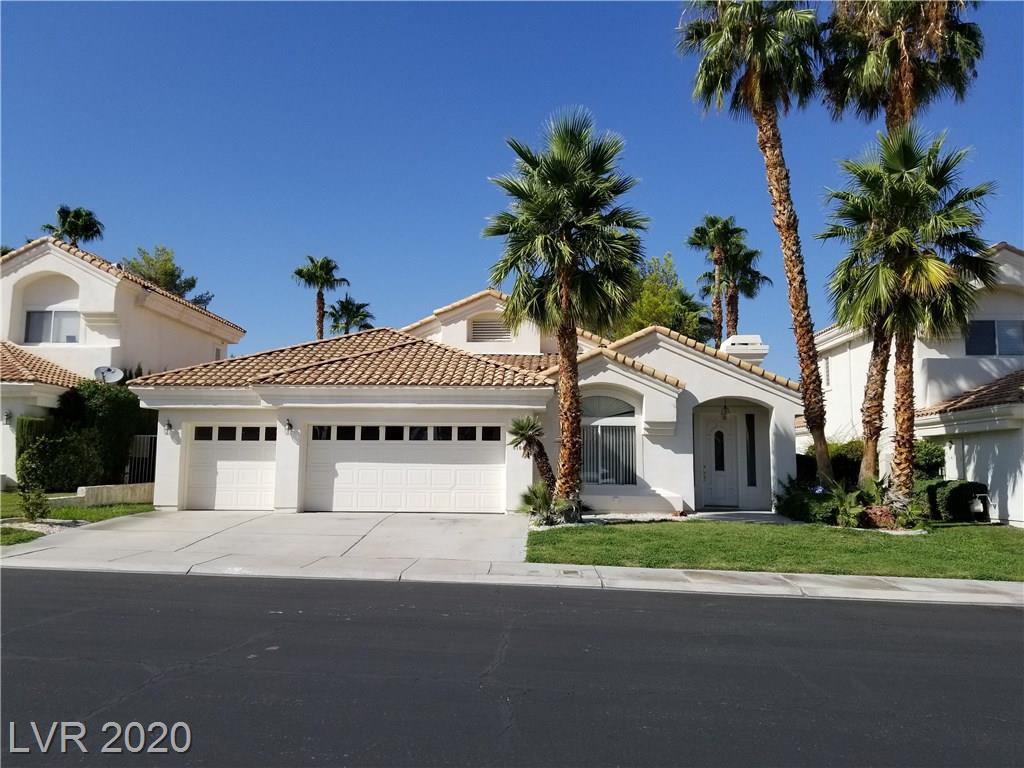 8104 Bay Harbor Drive Property Photo - Las Vegas, NV real estate listing