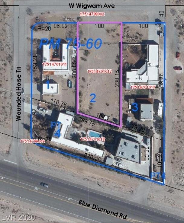 0 W Wigwam Avenue Property Photo - Las Vegas, NV real estate listing