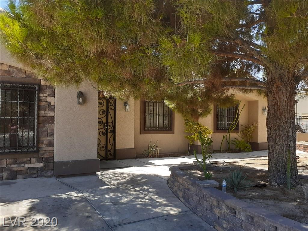4725 Utah Avenue Property Photo - Las Vegas, NV real estate listing