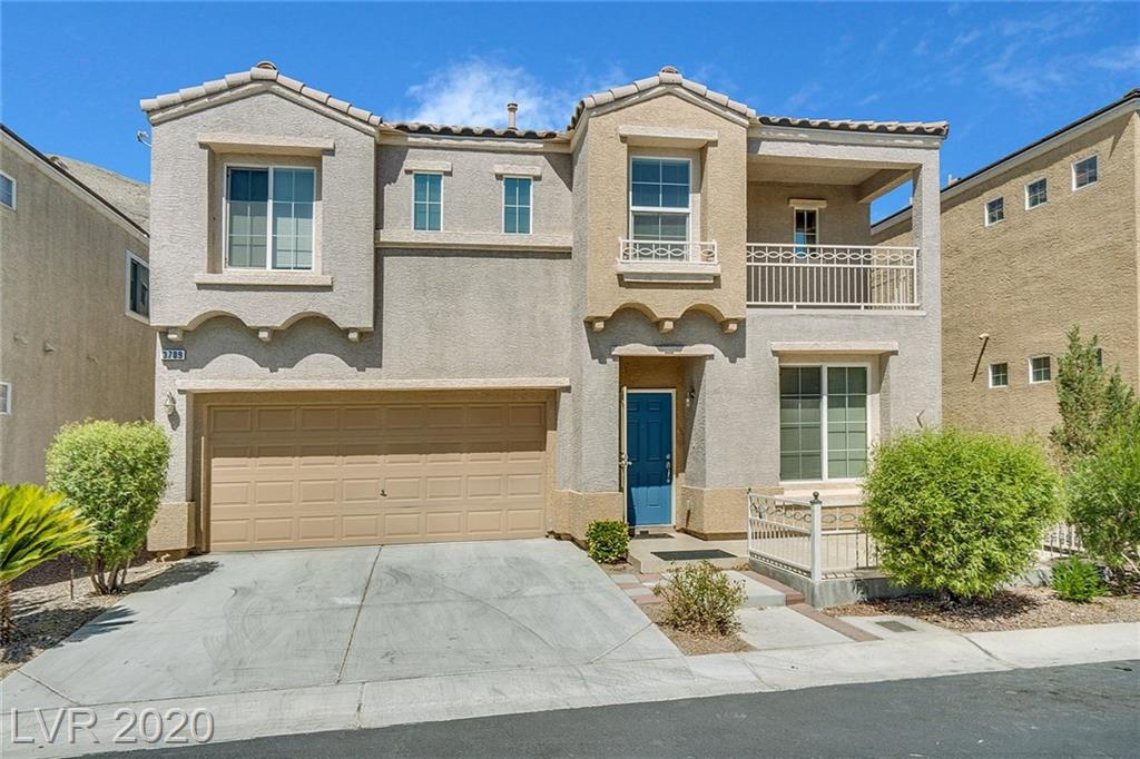 3709 Metter Street Property Photo - Las Vegas, NV real estate listing