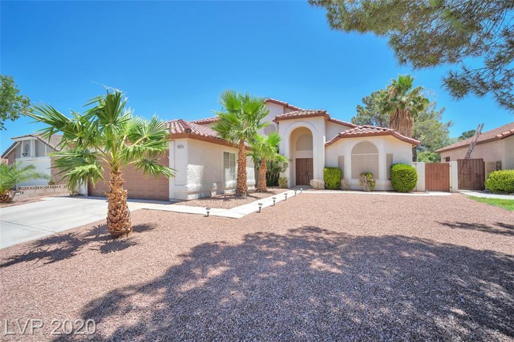 7952 Crystal Haven Lane Property Photo - Las Vegas, NV real estate listing