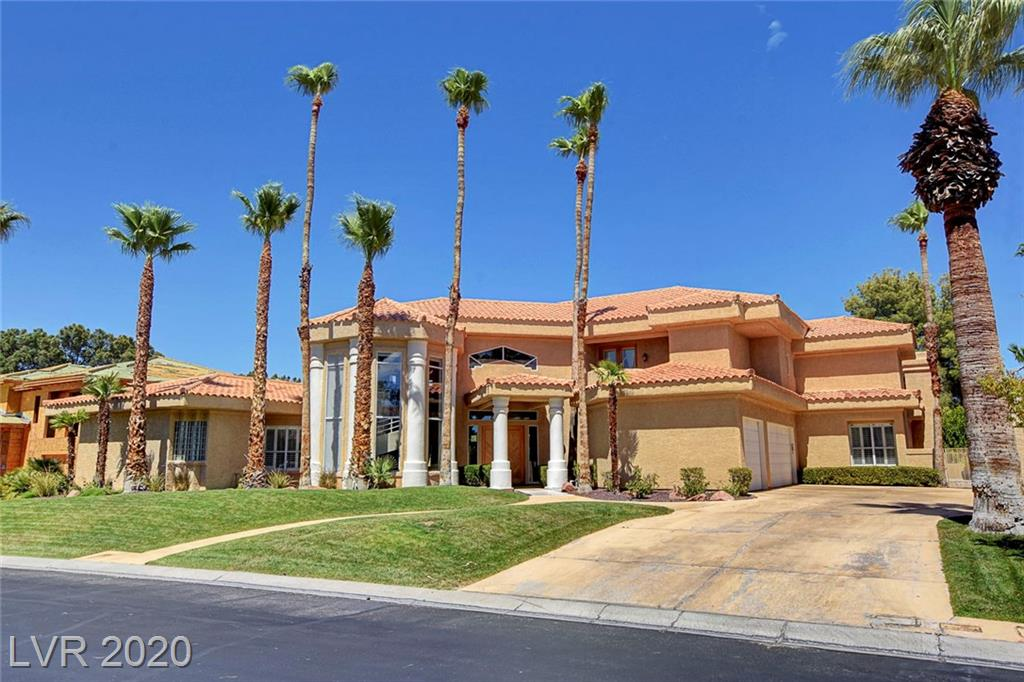 17 Vintage Court Property Photo - Las Vegas, NV real estate listing