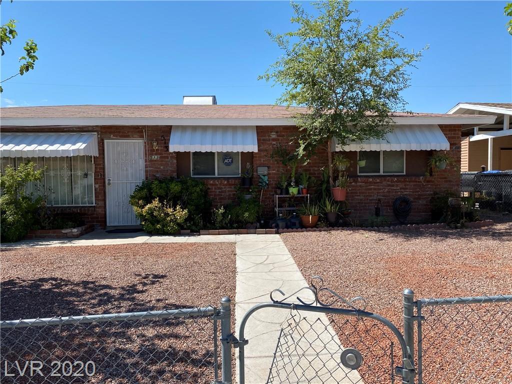 513 Byrnes Avenue Property Photo - Las Vegas, NV real estate listing