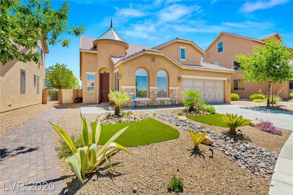 792 Valley Rise Drive Property Photo - Henderson, NV real estate listing