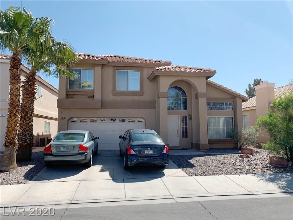 14 Rising Sun Court Property Photo - Henderson, NV real estate listing