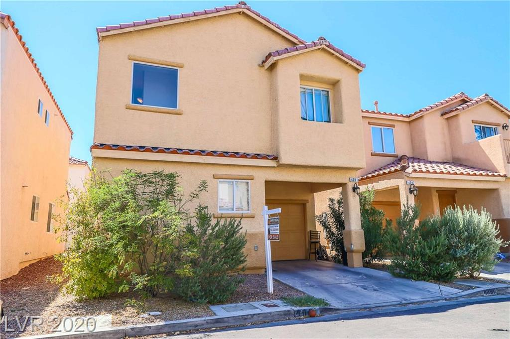 4091 Asante Cove Street Property Photo - Las Vegas, NV real estate listing