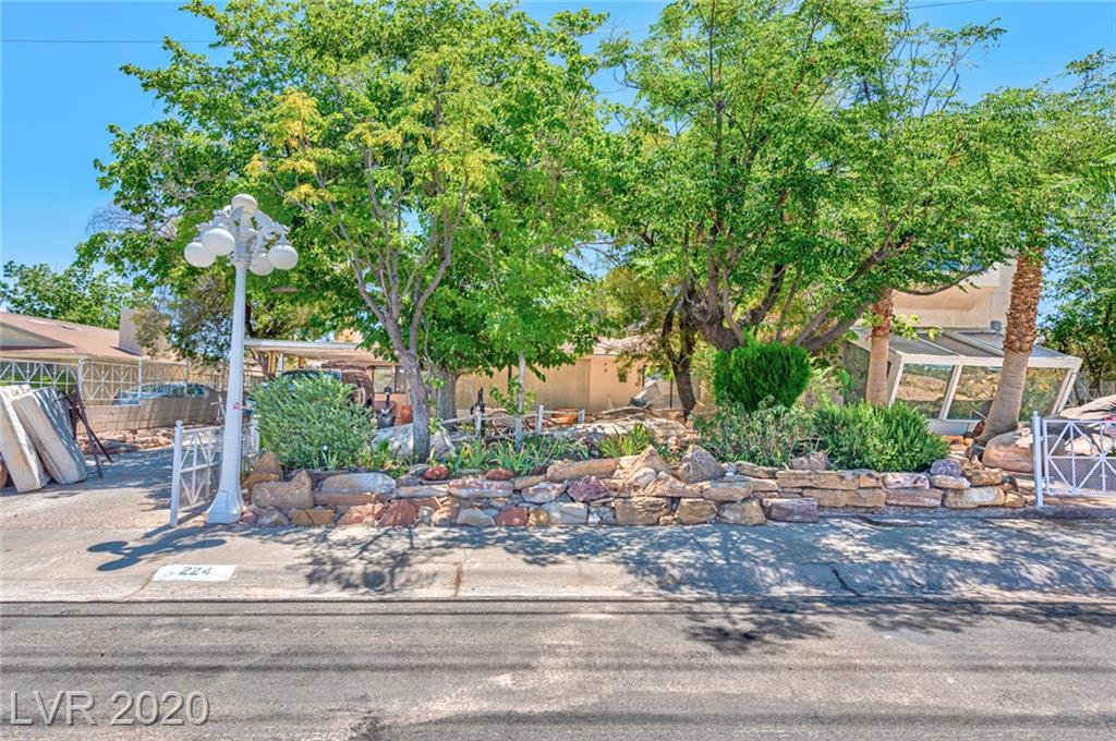 224 Minor Avenue Property Photo - Henderson, NV real estate listing