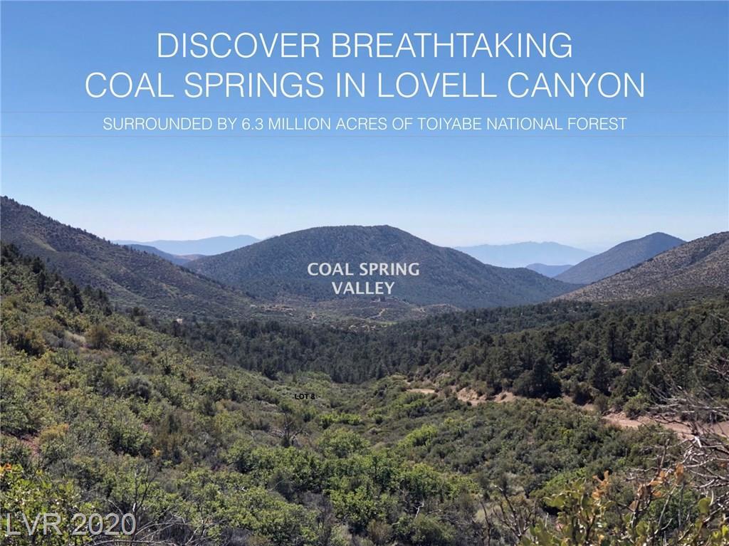 Lovell Canyon Summit Rd - 1 Property Photo