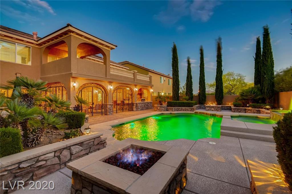 9679 Desert Daisy Court Property Photo - Las Vegas, NV real estate listing