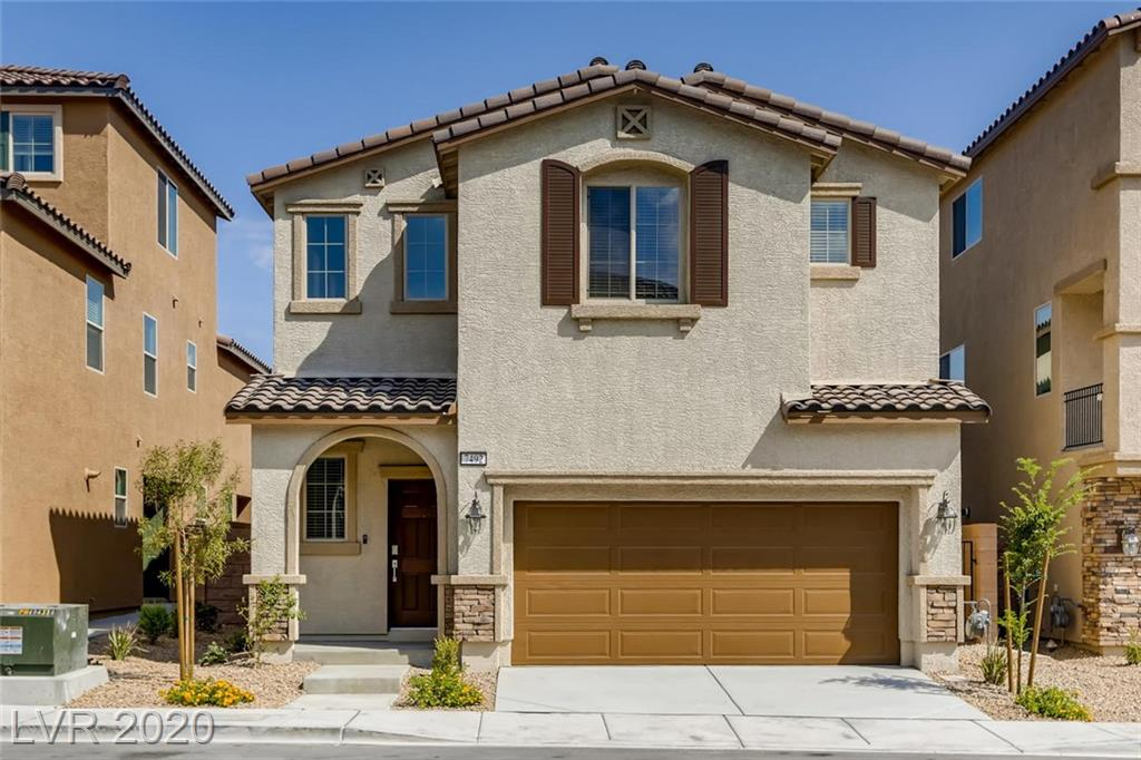7492 MONTICELLO BAY Court Property Photo - Las Vegas, NV real estate listing