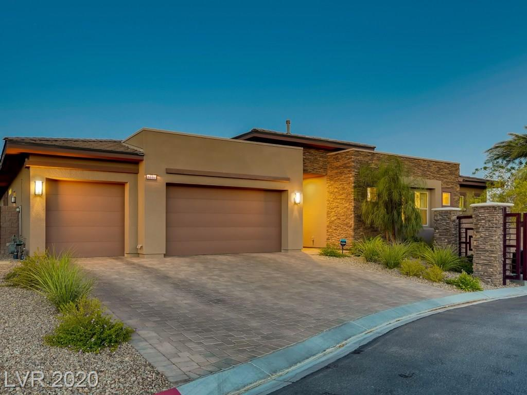 6110 Pebble Glen Court Property Photo - Las Vegas, NV real estate listing