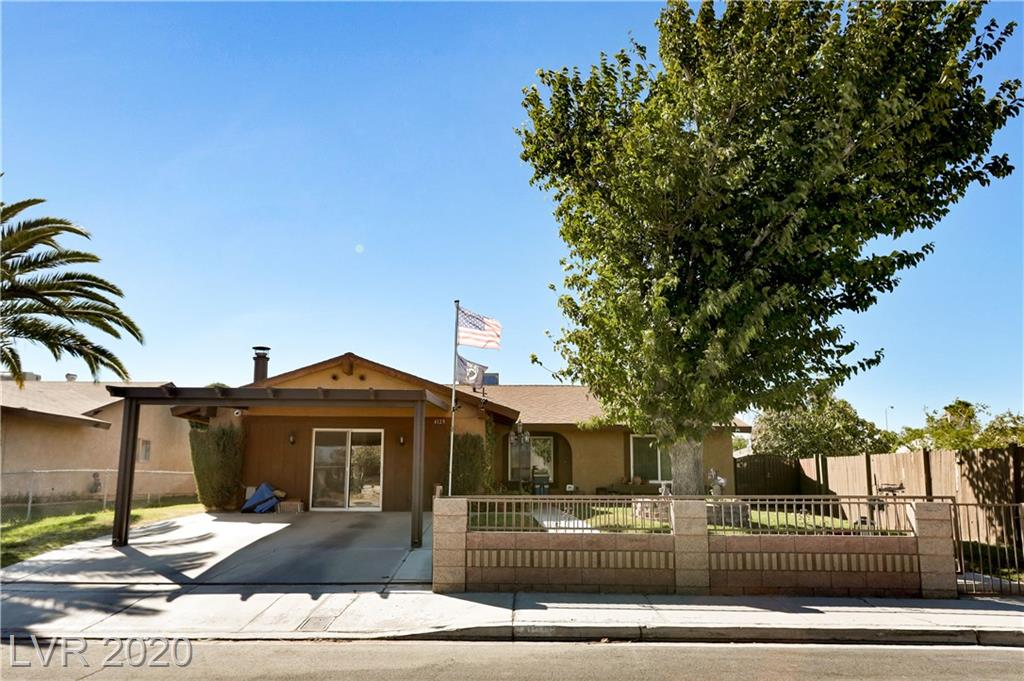 4129 Eileen Street Property Photo - Las Vegas, NV real estate listing