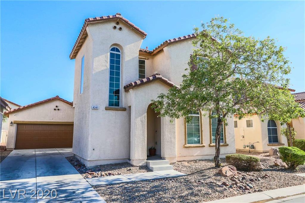 4341 Laguna Garden Avenue Property Photo - Las Vegas, NV real estate listing