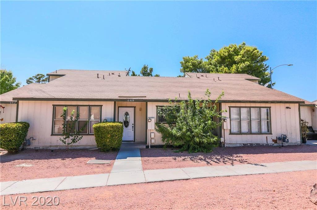 6408 Addely Drive Property Photo - Las Vegas, NV real estate listing