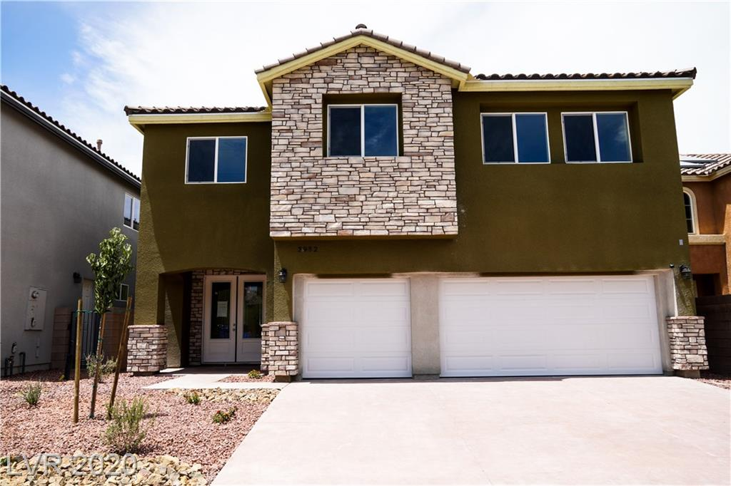 3982 Fire Fox Drive Property Photo - North Las Vegas, NV real estate listing