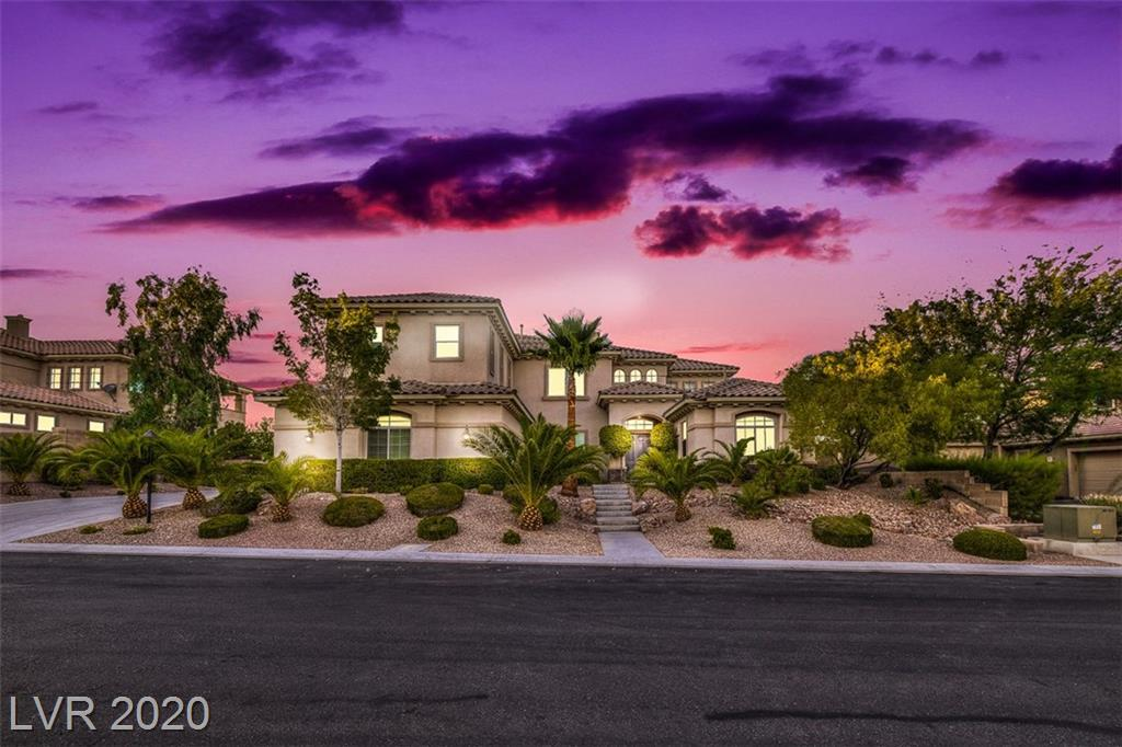 9742 Amador Ranch Avenue Property Photo - Las Vegas, NV real estate listing