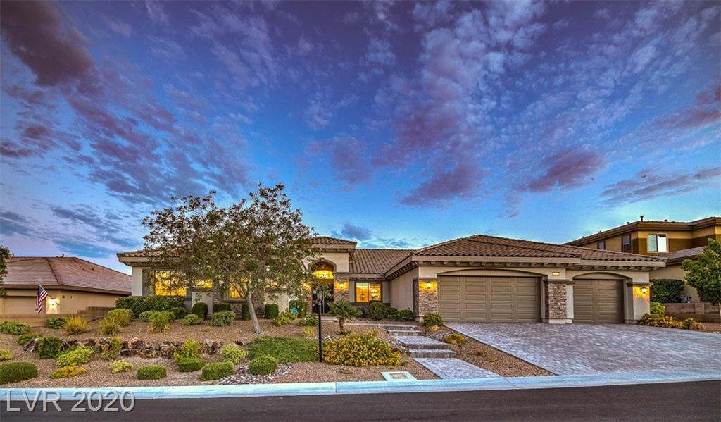9861 Cathedral Pines Avenue Property Photo - Las Vegas, NV real estate listing