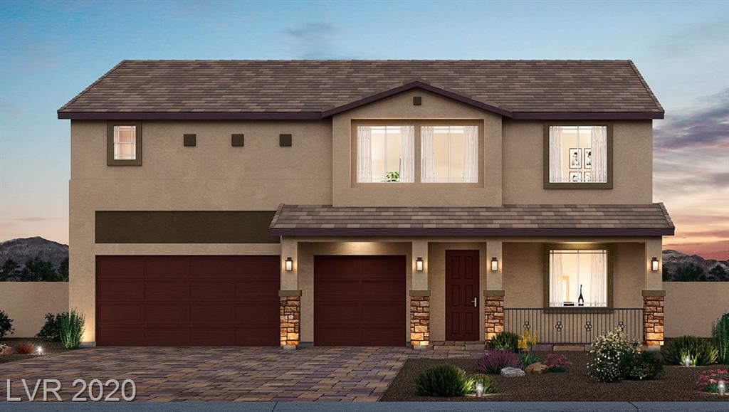 4123 KIBRANEY Avenue #Lot 190 Property Photo - North Las Vegas, NV real estate listing