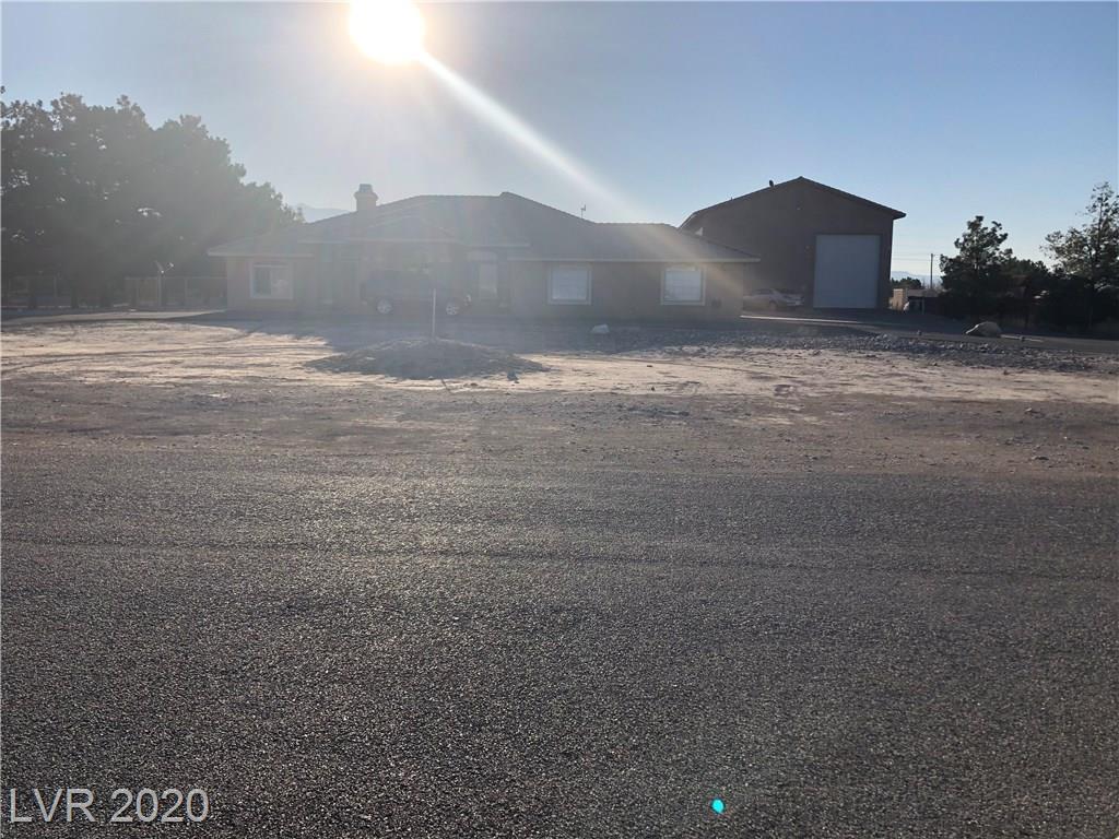 3721 Mallard Avenue Property Photo - Pahrump, NV real estate listing