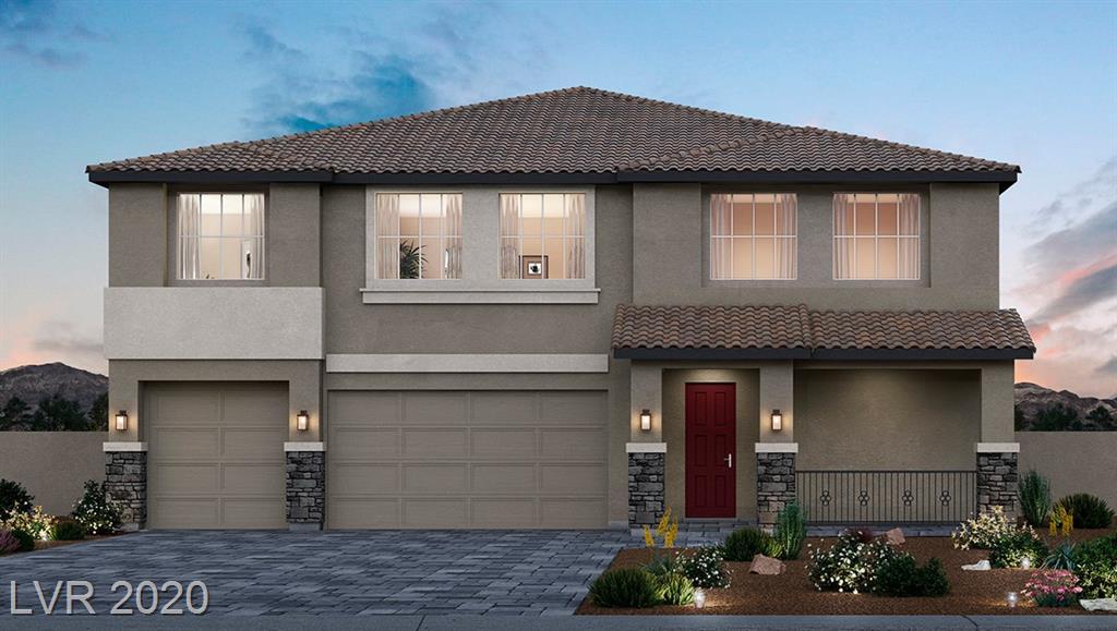 4127 Kibraney Avenue #Lot 189 Property Photo - North Las Vegas, NV real estate listing