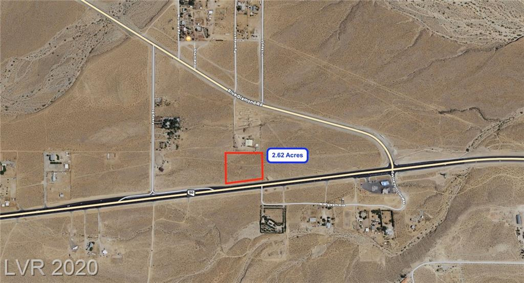 West State HWY Property Photo - Las Vegas, NV real estate listing