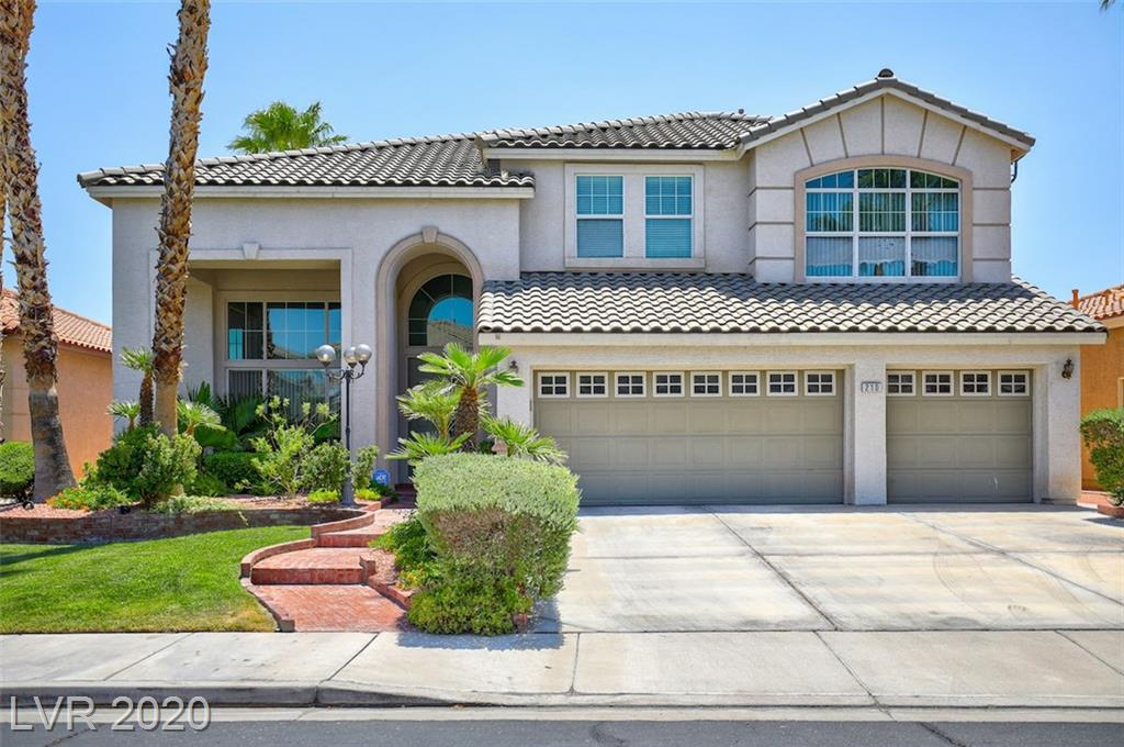 210 Ultra Drive Property Photo - Henderson, NV real estate listing