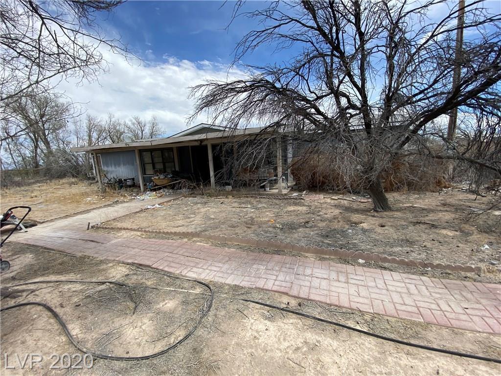 Sunset Lane Property Photo - Amargosa, NV real estate listing