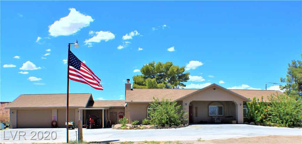 1765 Pinwheel Street Property Photo - Overton, NV real estate listing
