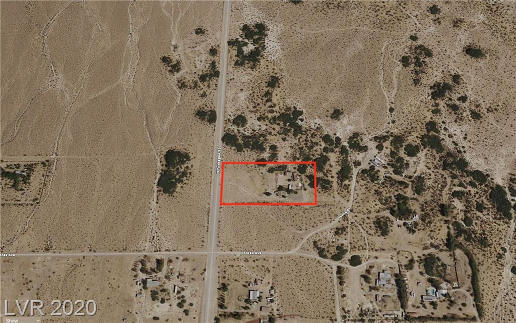 3450 Tuskegee Street Property Photo - Sandy Valley, NV real estate listing