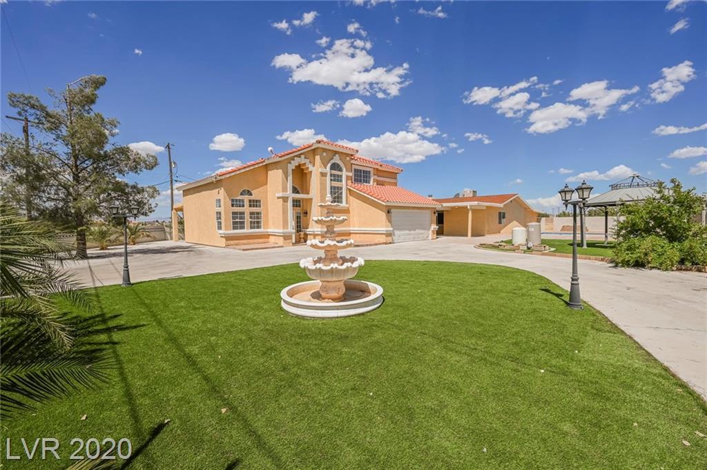 10410 RANCHO DESTINO Road Property Photo - Las Vegas, NV real estate listing