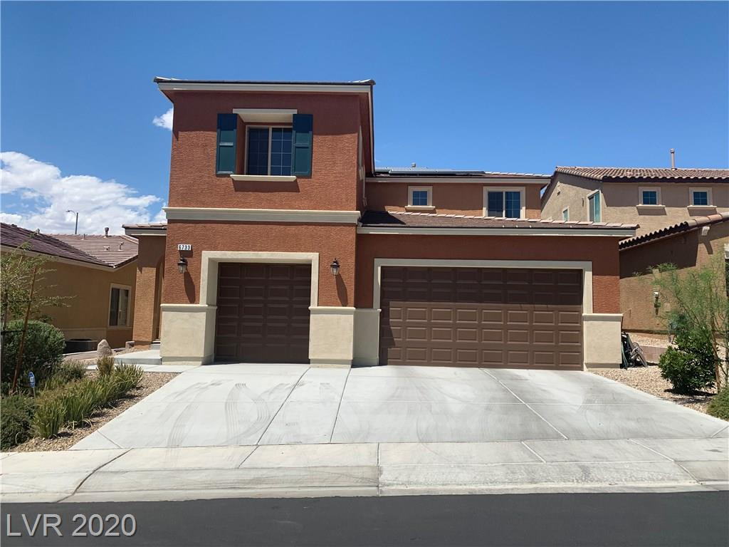 6733 Fireball Court Property Photo - North Las Vegas, NV real estate listing