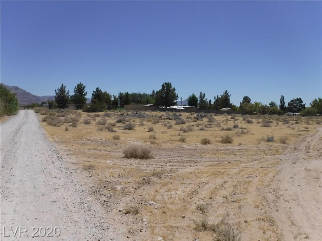 Norite Avenue Property Photo - Sandy Valley, NV real estate listing
