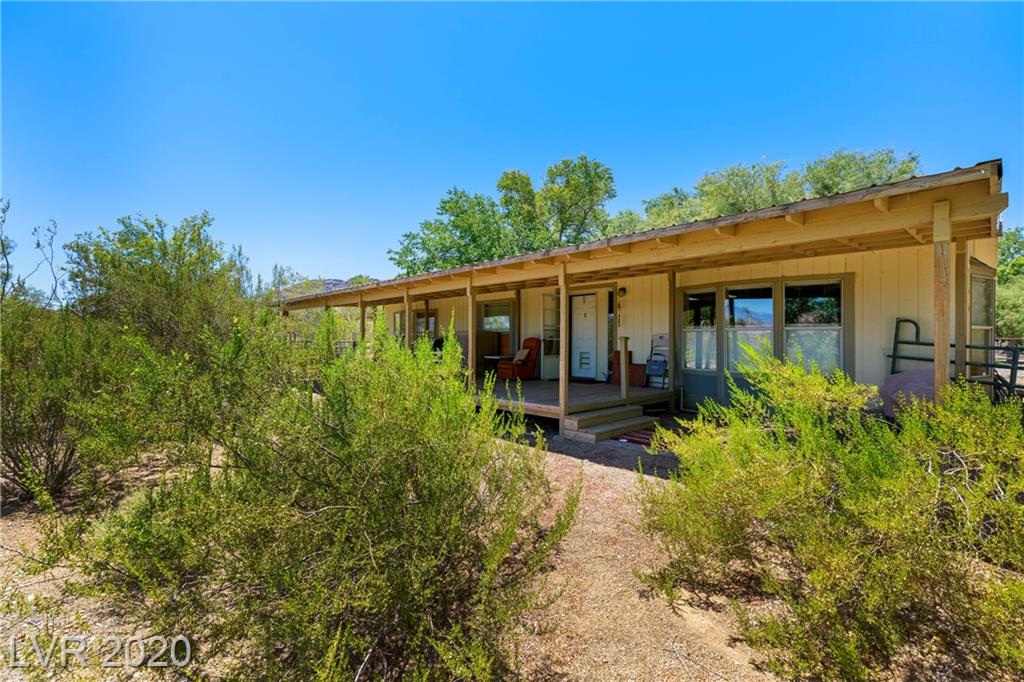868 Harnedy Road Property Photo - Indian Springs, NV real estate listing