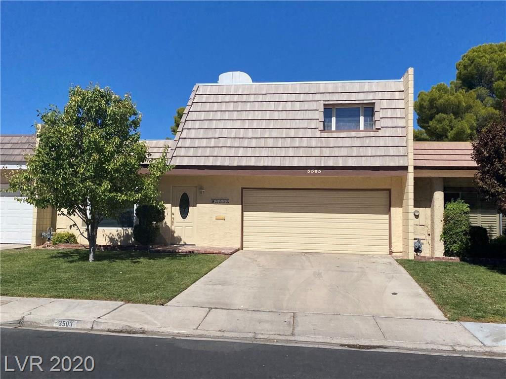3503 Kensbrook Street Property Photo - Las Vegas, NV real estate listing