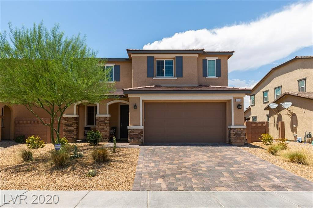 4013 Celebration Cove Street Property Photo - North Las Vegas, NV real estate listing