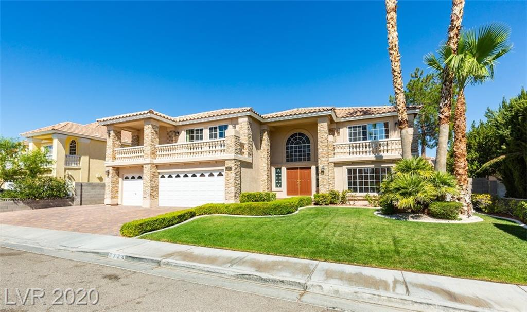 3724 Barrelwood Drive Property Photo - Las Vegas, NV real estate listing
