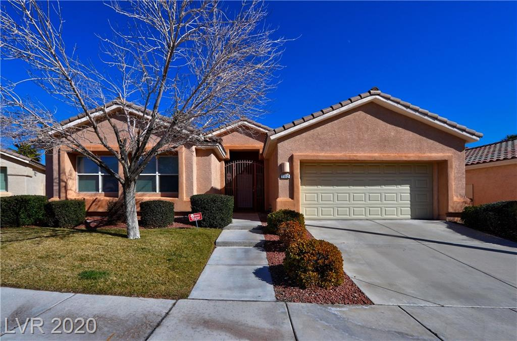 1112 BOWER BASIN Street Property Photo - Las Vegas, NV real estate listing