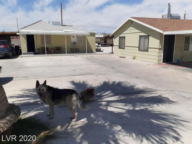 1021 Cunningham Drive Property Photo - Las Vegas, NV real estate listing