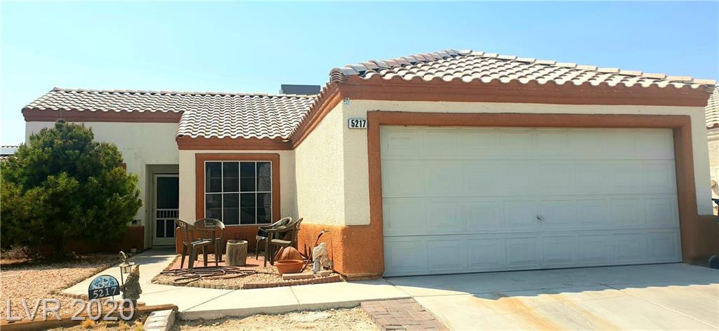 5217 Puma Court Property Photo - North Las Vegas, NV real estate listing