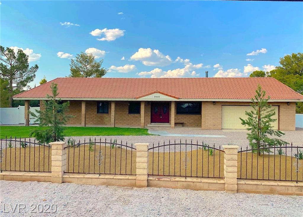 7080 W Rome Boulevard Property Photo - Las Vegas, NV real estate listing